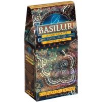 Черный чай Basilur Магия ночи, коллекция Восточная, картон 100г