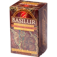 Черный чай Basilur Восточное очарование в пакетиках, Восточная коллекция, 20 пак