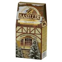 Черный чай Basilur Чайный домик, картон, 100г