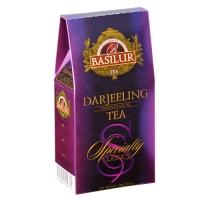 Черный чай Basilur Дарджилинг, коллекция Избранная классика, картон 100г