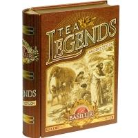 Черный чай Basilur Чайная Книга Чайные легенды - Древний Цейлон, 100г