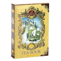 Черный чай Basilur Том 2, коллекция Чайная книга, картон 75г