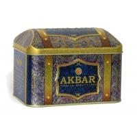 Чай Akbar Exclusive Orient Mystery  250г ж/б сундук