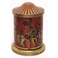 Чай Akbar (Акбар) Exclusive Orient Mystery  250г ж/б муз.карусель