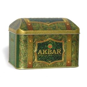 Чай Akbar (Акбар) Exclusive Rich Soursop  250г ж/б сундук