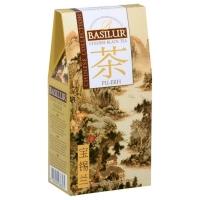 Черный чай Basilur Пу-эр, Китайская коллекция, картон, 100г