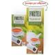 Фильтр-пакеты для заваривания чая коробка 100шт на 2л