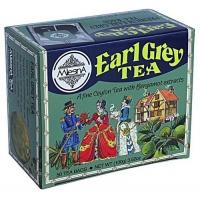 Черный чай Mlesna Эрл грей в пакетиках арт. 02-020 100г