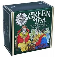 Зеленый чай Mlesna Жасминовый в пакетиках арт. 02-043 100г
