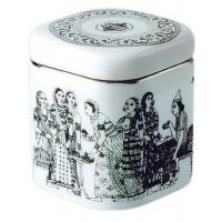 Фарфоровая чайница Нувара Элия О.Р арт. 10-005 75г