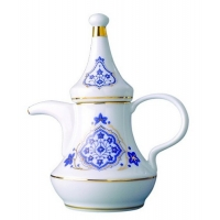 Фарфоровый чайник Арабский 160 мл арт. 10-046 50г