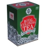 Черный чай Mlesna Роял Колониал F.O.P. арт. 03-008 100г