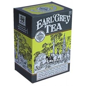 Черный чай Mlesna Эрл грей чай F.B.O.P. арт. 03-020 100г