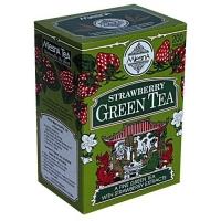 Зеленый чай Mlesna Клубника арт. 03-040_klubnika 200г