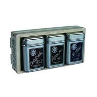 Набор из 3 видов черного чая Mlesna арт 08-022 75г