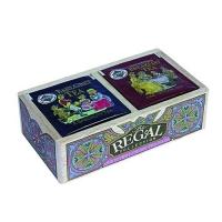 Королевская коллекция 2 вида черного чая Mlesna в пакетиках арт 04-032 40г