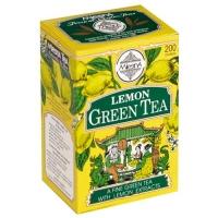 Зеленый чай Mlesna Лимон арт. 03-040_lemon 200г