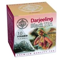 Черный чай Mlesna Дарджилинг в пакетиках арт. 02-094 20г.