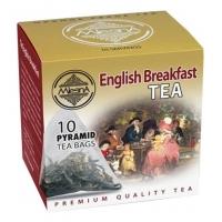 Черный чай Английский завтрак в пакетиках арт. 02-095 20г.