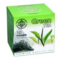 Зеленый чай Mlesna в пирамидках в пакетиках арт. 02-092 20г.