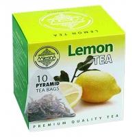 Черный чай лимон в пакетиках арт. 02-089_limon 30г.