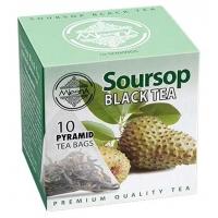 Черный чай саусеп в пакетиках арт. 02-089_sausep 30г.