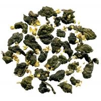 Чай османтус оолонг (улун) Бриллиантовый Дракон 100г, ж/б