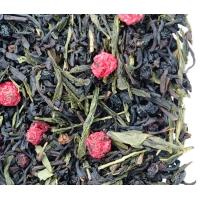 Черный + зеленый чай Танец ангелов Світ Чаю 250г