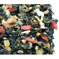 Черный чай Баба Яга Світ Чаю 250г