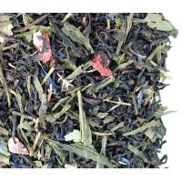 Черный + зеленый чай Искры шампанского Світ Чаю 250г