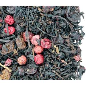 Черный чай Сильвия Світ Чаю 250г