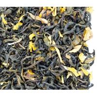 Черный + зеленый чай Танго-манго Світ Чаю 250г