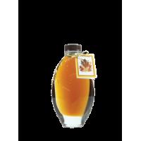 Кленовый сироп средний, овальная бутылка 100 мл