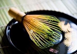 Часен - Бамбуковый венчик для чая матча (маття)